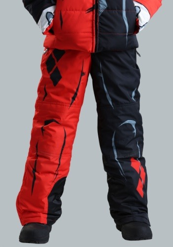 DC Comics Harley Quinn Girls Snowpants