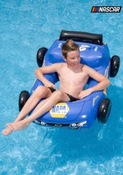 NASCAR Chase Elliott Car Small Pool Float-