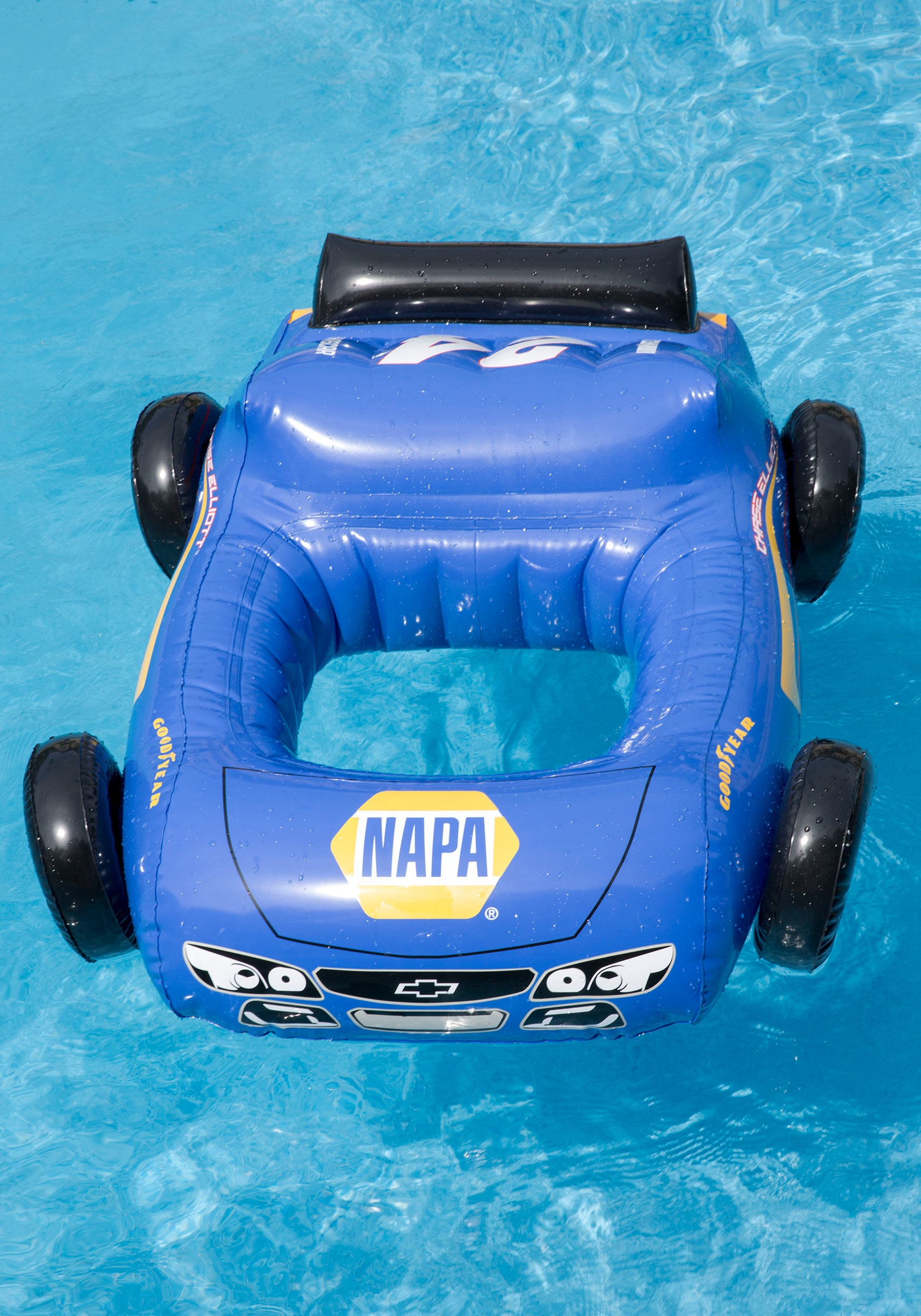 Chase Elliott Nascar Car Small Pool Float