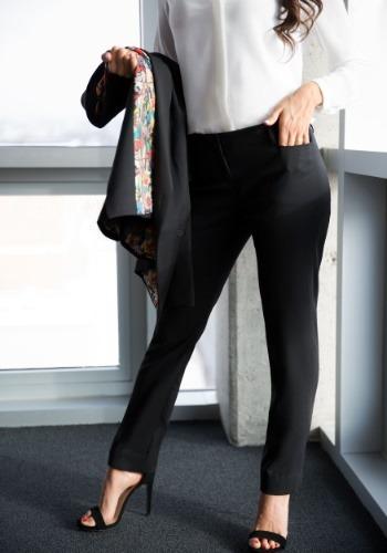 DC Comics Vintage Print Women's Trousers8