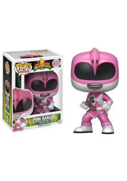 POP! Power Rangers Pink Ranger Vinyl Figure