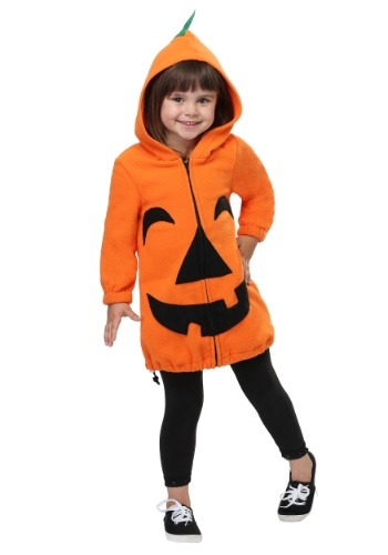 Toddler Playful Pumpkin Costume