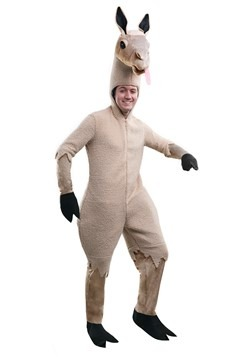 Llama Adult Costume Update Main