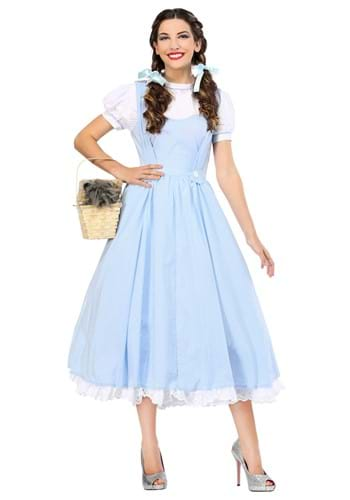 Kansas Girl Deluxe Women's Costume1