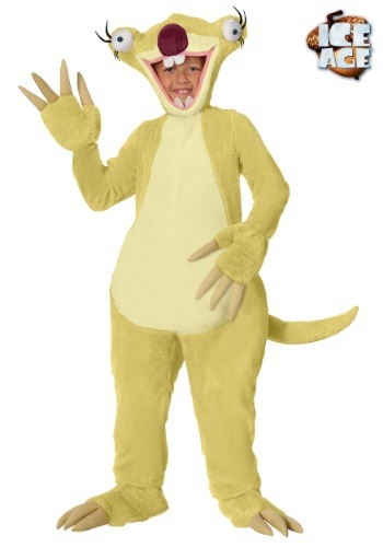 Ice Age Sid the Sloth  Costume for Children