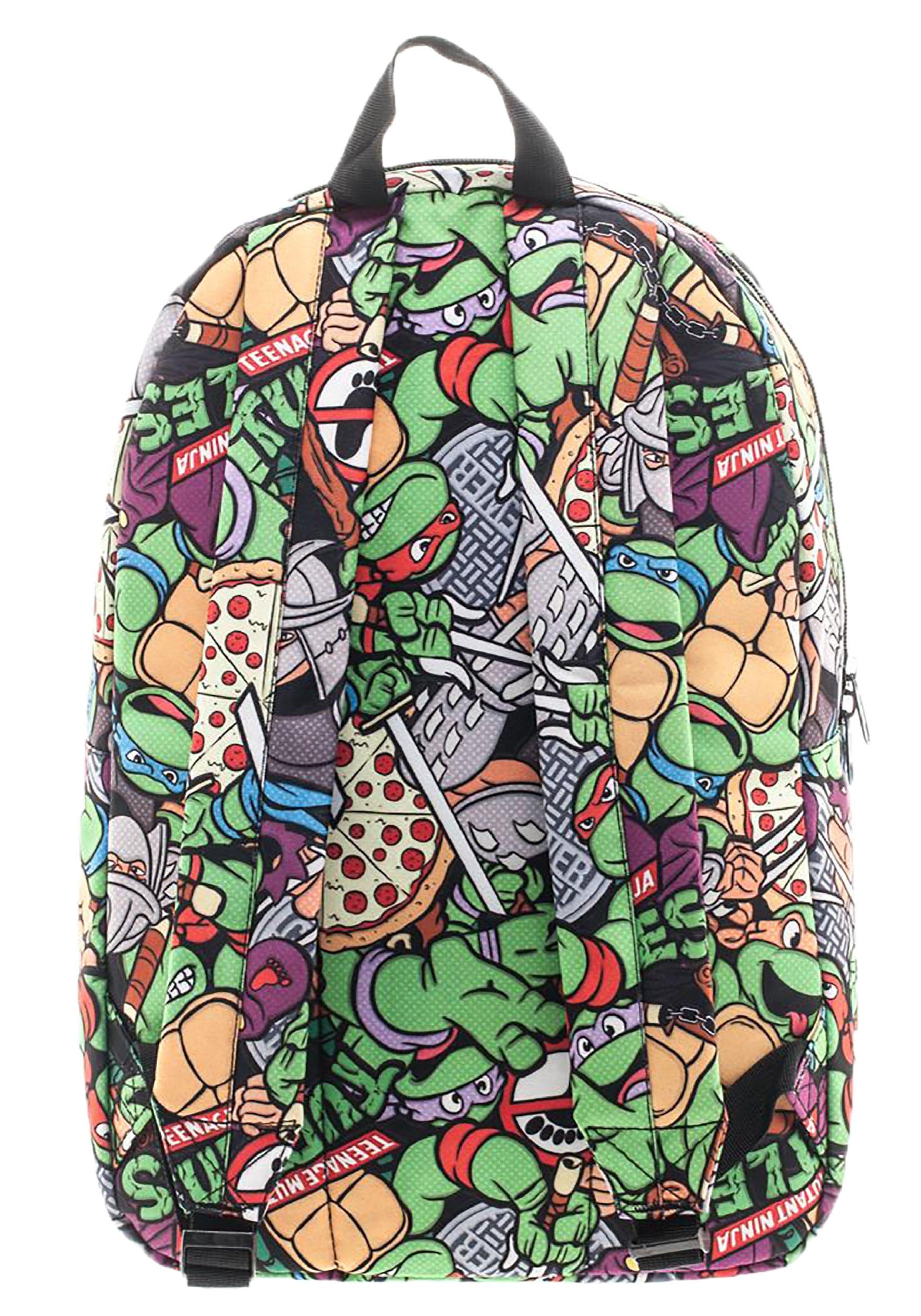 Teenage Mutant Ninja Turtles Backpack For Kids