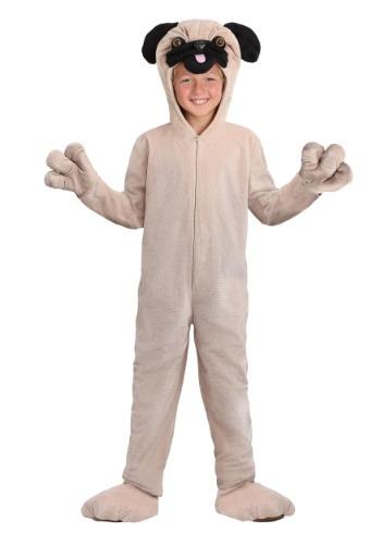 Child Pug Costume
