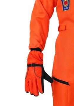 A Pair of Astronaut Orange Gloves