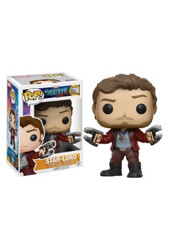 POP Guardians 2 Star-Lord Bobblehead Figure FN12784