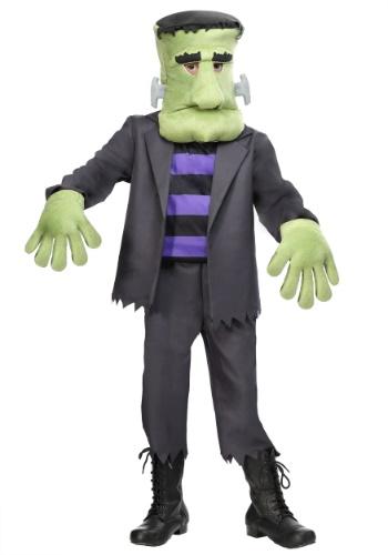 Frankenstein's Monster Boy's Costume