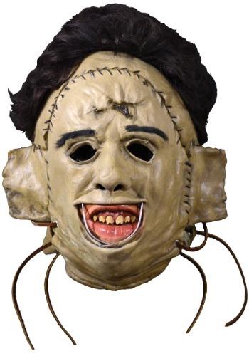 Texas Chainsaw Massacre 1974 Leatherface Killing Mask