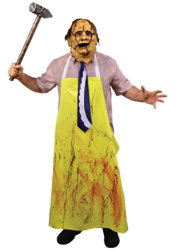 Texas Chainsaw Massacre Men's Leatherface Costume