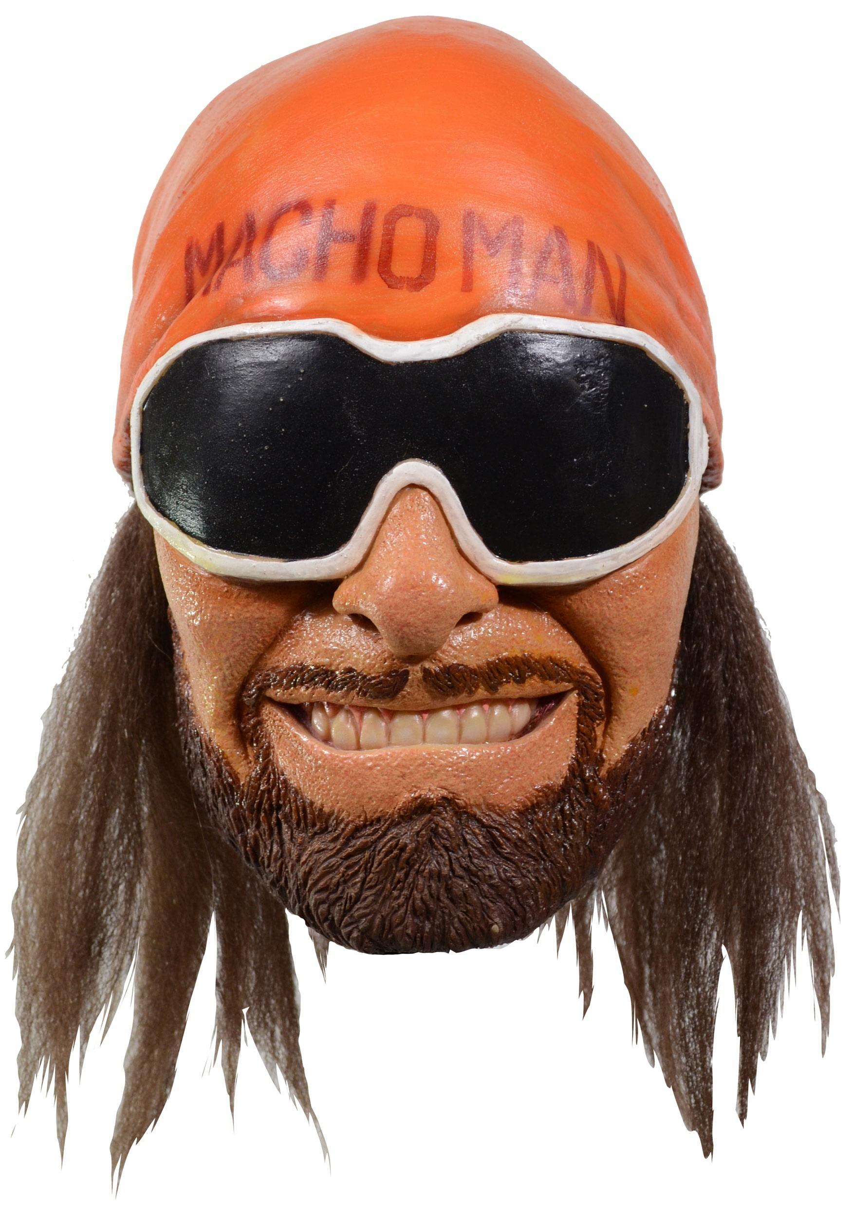 WWE Macho Man Randy Savage Mask for Adults TTTTWE100