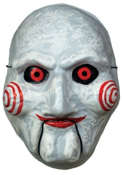 Saw Billy Puppet Adult Vacuform Mask