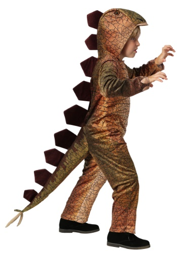 Spiny Stegosaurus Toddler Costume