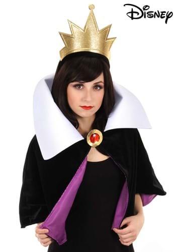 Evil Queen Headband and Collar Costume Set
