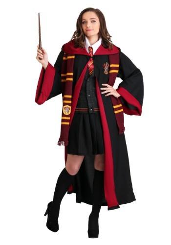 Hermione Plus Size Women's Costume