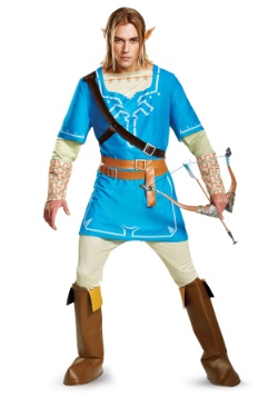 Link Breath of the Wild Deluxe Adult Costume