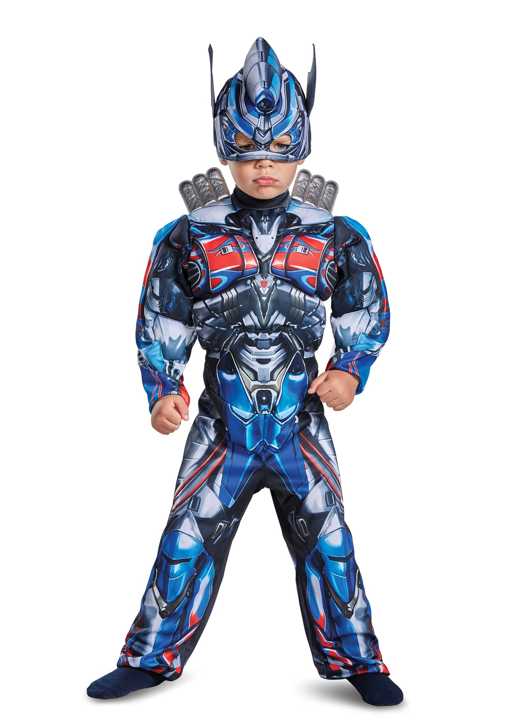 Optimus Prime Toddler Muscle Costume DI22323
