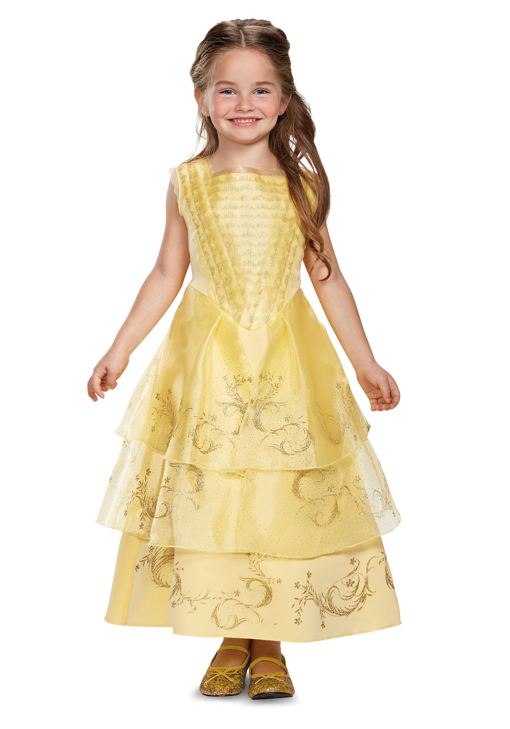 Belle Deluxe Child Ball Gown DI20824