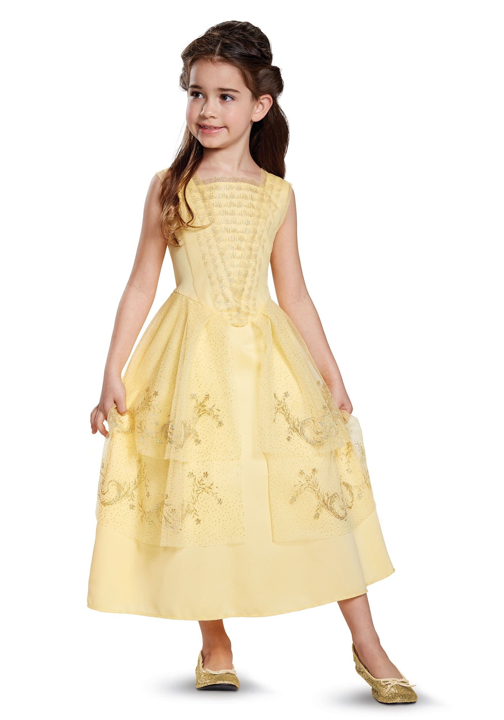 Belle Ball Gown Classic Girl\'s Costume