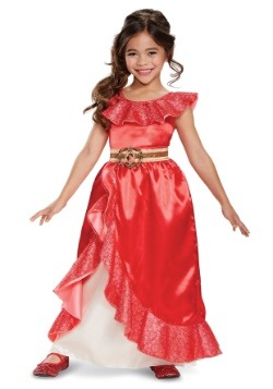 Child Deluxe Elena Adventure Outfit