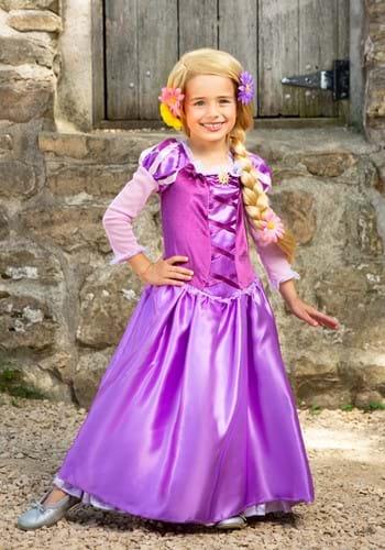 Rapunzel Classic Costume for Girls
