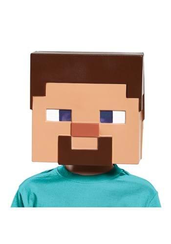 Minecraft Steve Vacuform Mask