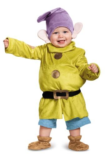 Dopey Infant Deluxe Costume