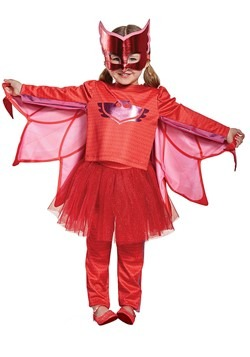 PJ Masks Owlette Prestige Tutu Costume