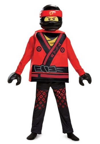 Ninjago Movie Kai Deluxe Child Costume