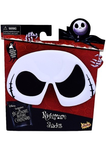 Nightmare Before Christmas Jack Skellington Sunglasses HWSG2559