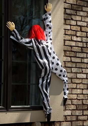 Hanging Decoration Killer Clown Window