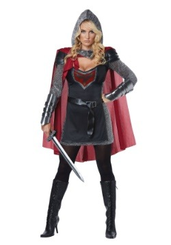 Womens Valorous Knight Costume