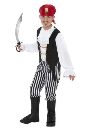 Boy's Pirate Costume