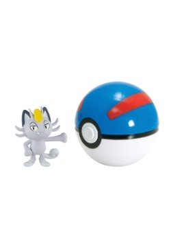 Alolan Meowth + Ultra Ball