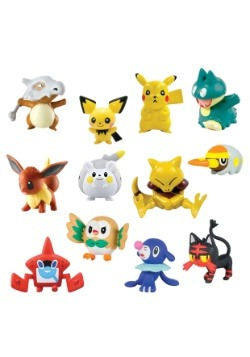 Pokemon XL Multi-Figure Pack