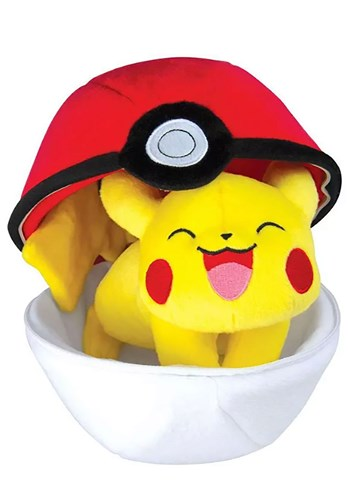 PokeBall + Pikachu  TOMT19364