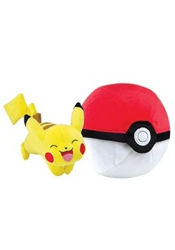 PokeBall + Pikachu Set Alt 2