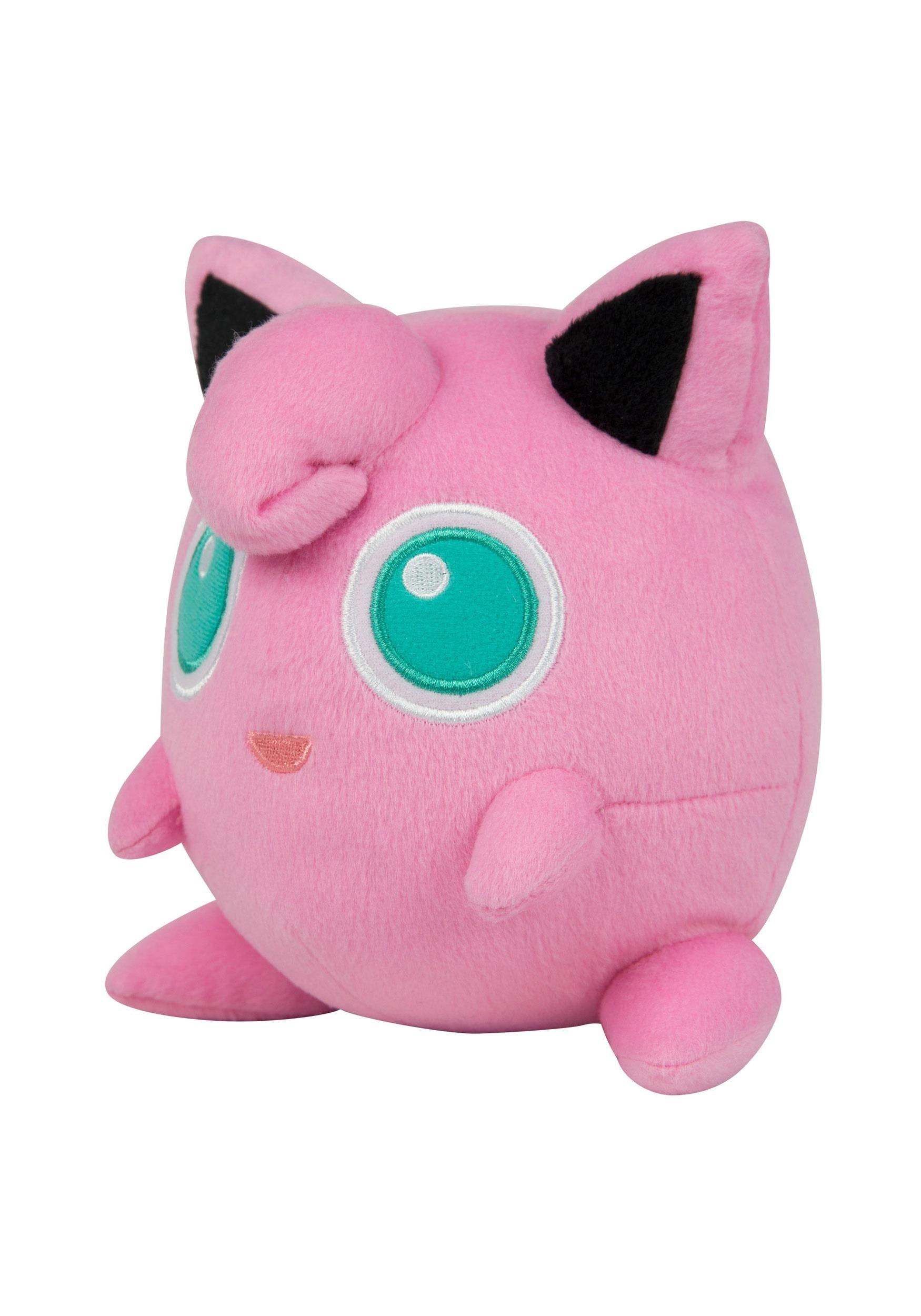 Pokemon Jigglypuff Stuffed Toy TOMT19312