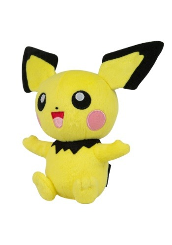 Pokemon Pichu Stuffed Toy TOMT19348
