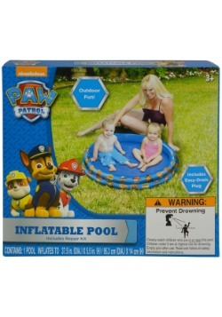 Paw Patrol Inflatable Pool
