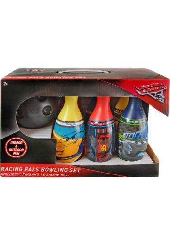 Cars 3 Bowling Set