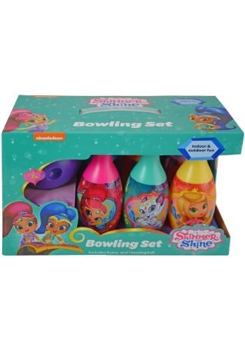 Shimmer Shine Bowling Set
