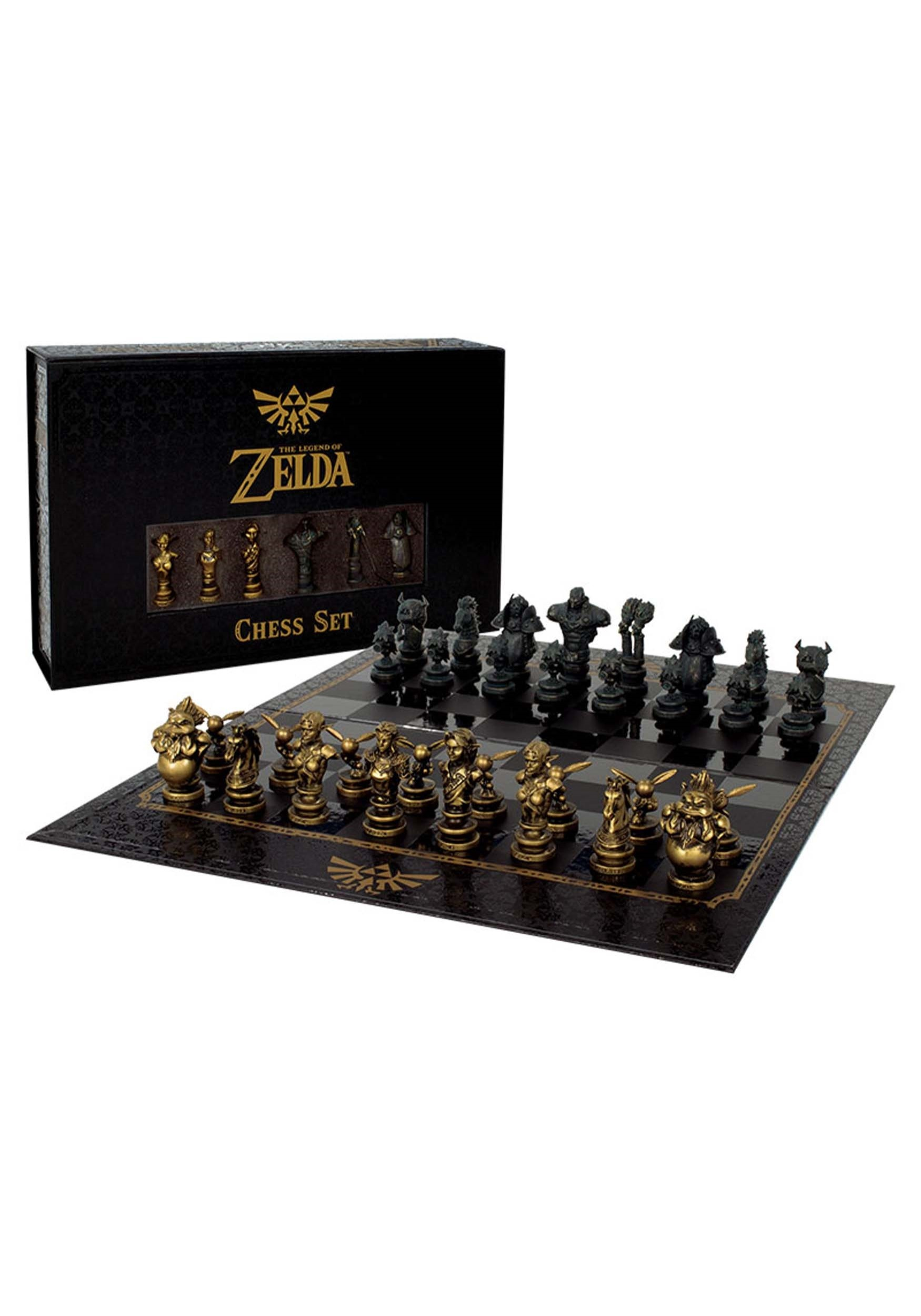 enjoyable ideas cheap chess sets.  The Legend of Zelda Chess Set