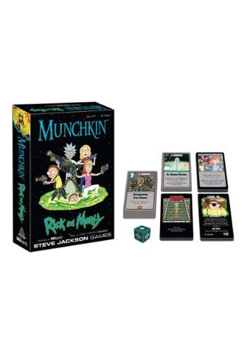 MUNCHKIN Rick and Morty Edition