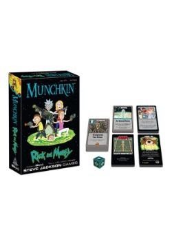 MUNCHKIN Rick and Morty Edition