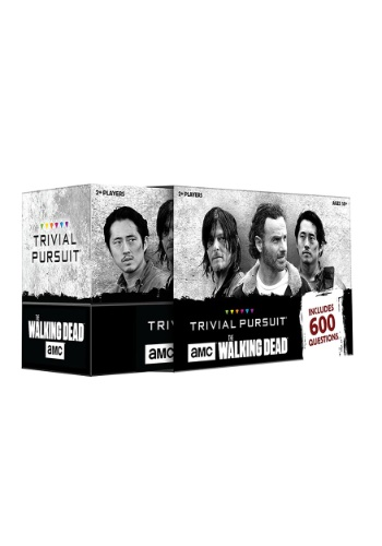 TRIVIAL PURSUIT The Walking Dead AMC Edition