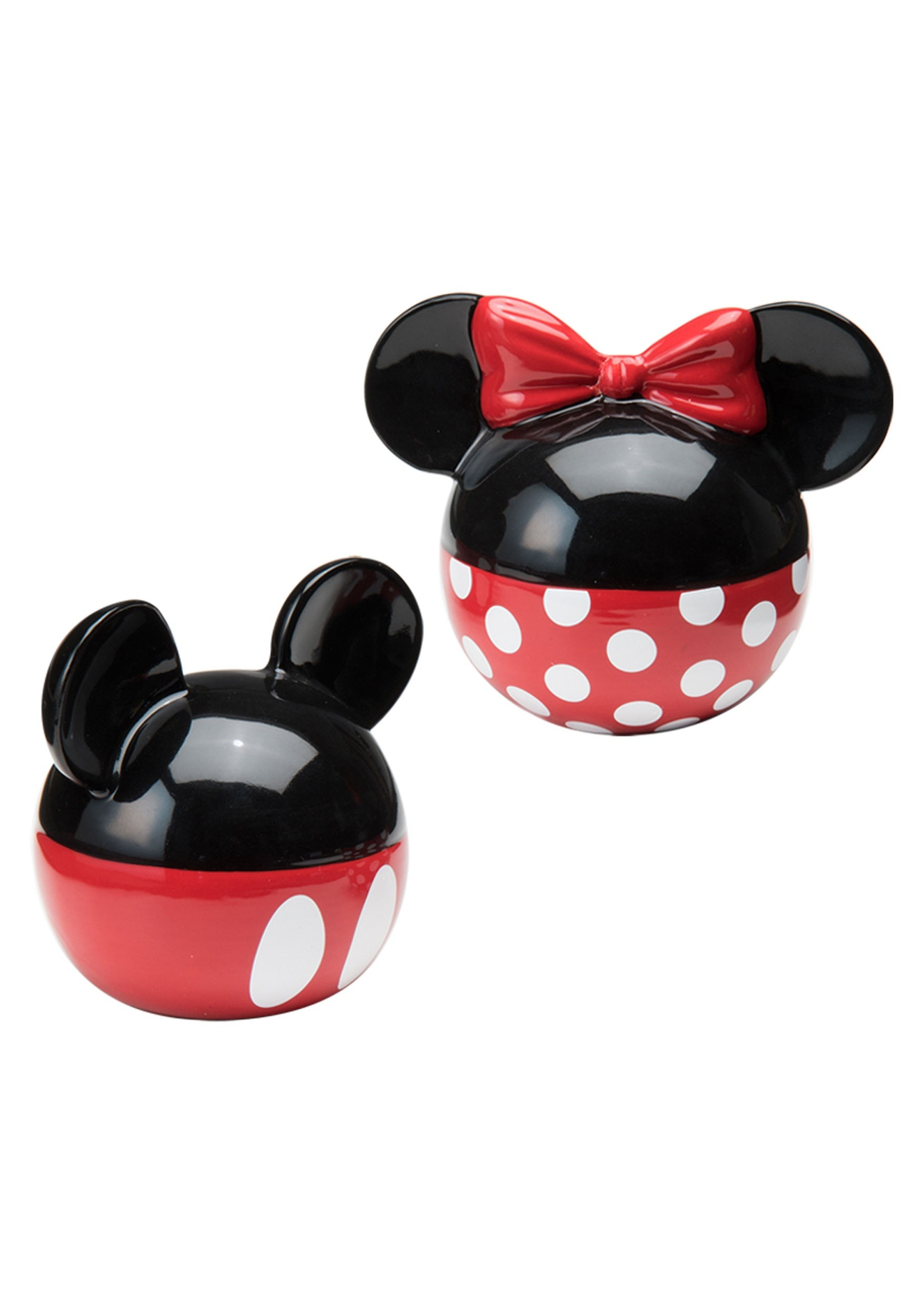 Mickey minnie mouse salt pepper shakers - Mickey mouse minnie cienta ...