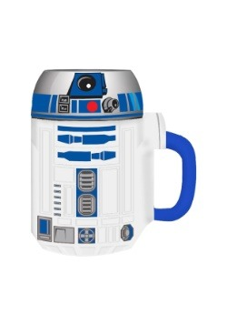 Star Wars R2D2 20oz Ceramic Sculpted Mug